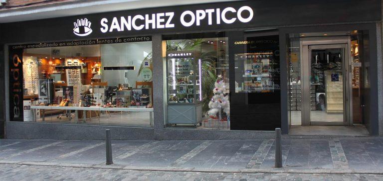 Mejores Ópticas en Ávila - Sánchez Óptico